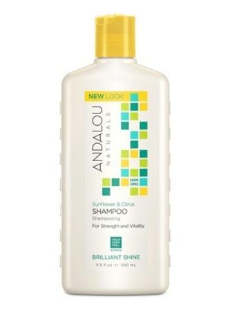 Шампунь для блеска волос Andalou Naturals | Коллекция