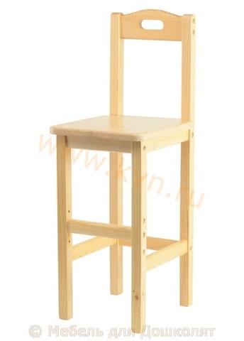 Стул высокий для ребенка за общий стол