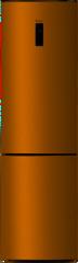 Холодильник HAIER C2F636CCRG (1.9 m ,кремовый )