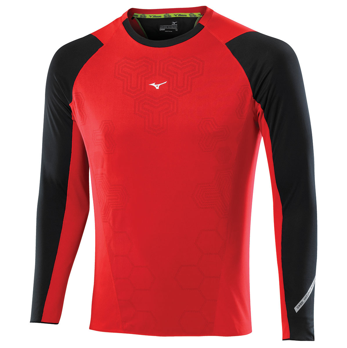 Рубашка беговая Mizuno DryLite Premium LS Tee (67SP360 62) мужская
