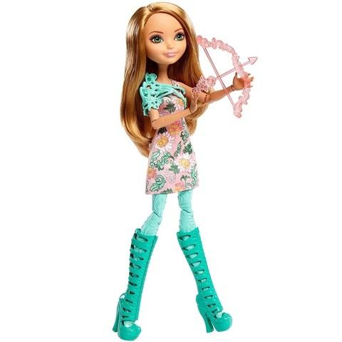 Кукла Эвер Афтер Хай Эшлин Элла (Ashlyn Ella)  - Стрельба из лука, Mattel