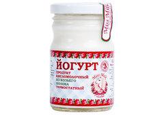 Йогурт термостатный из козьего молока, 200мл