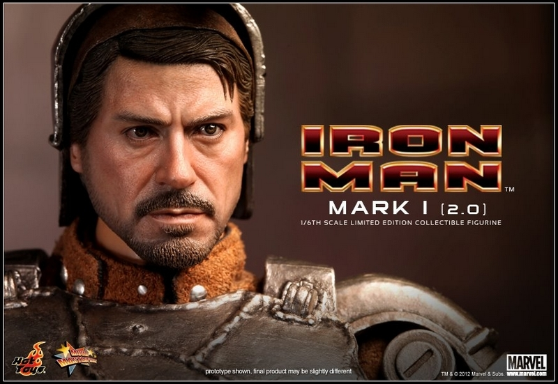 Iron Man Mark I (2.0) Version