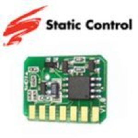 Смарт-чип OKI C9650, C9850, C9600, C9800 magenta (малиновый) (15000 pages) UniChip - чип малинового картриджа.