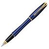 Перьевая ручка Parker Urban Premium Historical colors F205 Purple Blue перо F (1892659) перьевая ручка parker urban premium vacumatic f206 silver blue pearl перо f 1906868