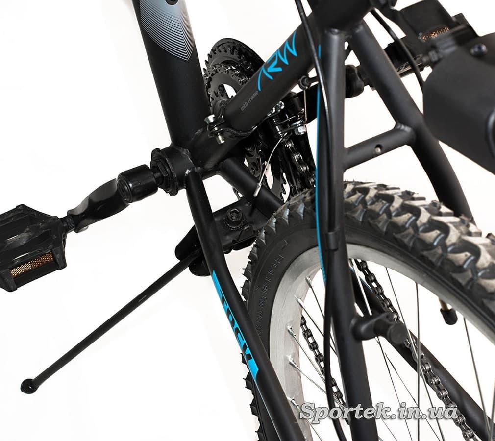 Подножка горного универсального велосипеда Discovery Trek DD 2016 (Дискавери Трек)