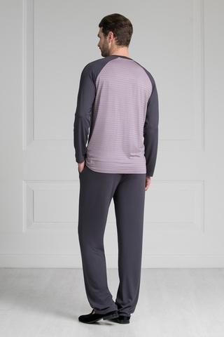 Пижама мужская с брюками 51651 Laete Турция