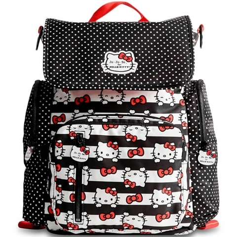 Рюкзак Be Sporty ju-ju-be Hello Kitty Dots & Stripes