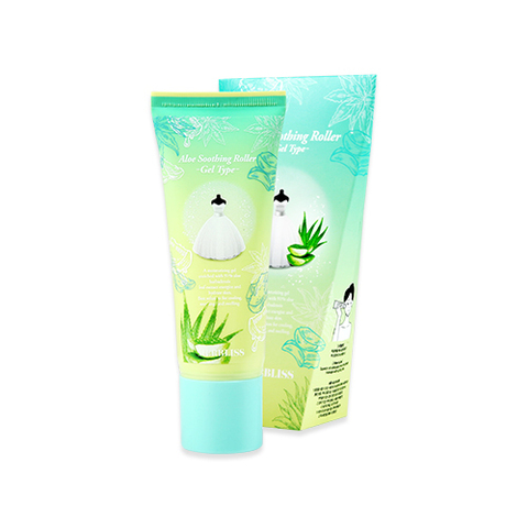 Гель с алое MERBLISS Aloe Soothing Roller -Gel Type 100ml