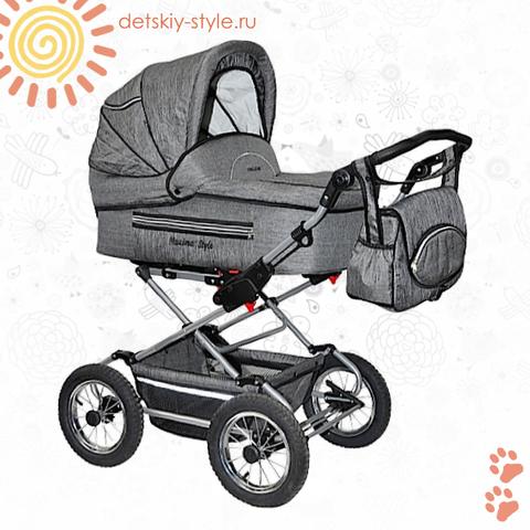 """Коляска Stroller B&E """"Maxima Style"""" 2в1"""