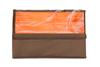 Универсальный органайзер с крышкой, Классика, МандаринаДжаз