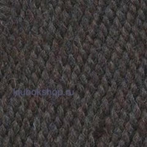 Пряжа ПРОСТАЯ (Троицкая) 8270 коричневый - купить в интернет-магазине недорого klubokshop.ru