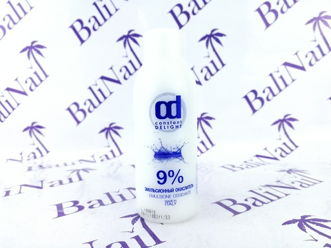 CONSTANT DELIGHT Эмульсионный окислитель 9%, 100 мл