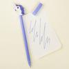Ручка Unicorn Purple синяя гелевая