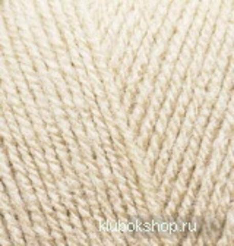 Alize Sekerim BEBE 599 Слоновая кость, фото