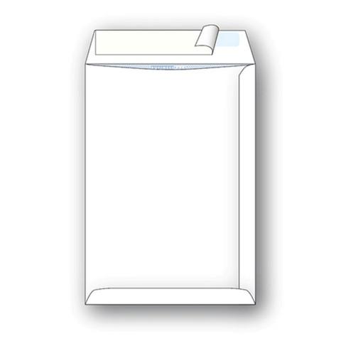 Пакеты в упаковке Белый С4стрип Businesspack229х324 120г 200шт/уп/4853