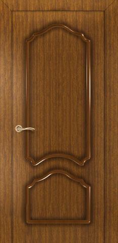 Дверь Румакс Соната ДГ, цвет орех, глухая