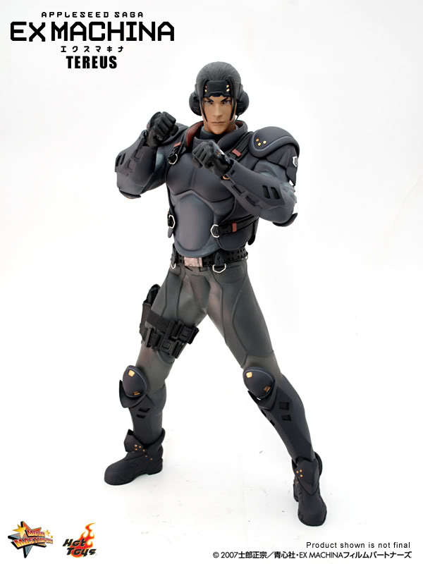 Appleseed Saga Ex Machina - Tereus Model Kit