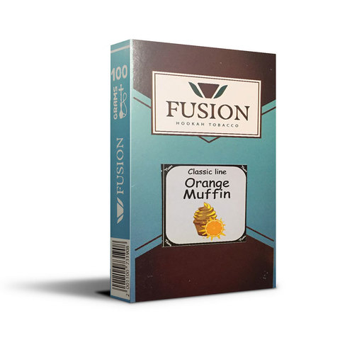 Табак Fusion Soft Orange Muffin 100 г