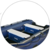 Накладка на сиденье со съемной сумкой-рундуком UBM-3506 (средняя)