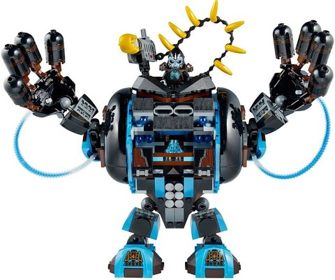 LEGO Chima: Боевая машина Гориллы Горзана 70008