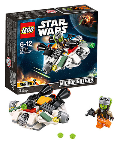 LEGO Star Wars: Призрак 75127