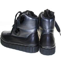 Зимние ботинки женские Kluchini 13047