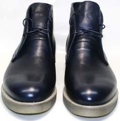 Стильные зимние ботинки мужские Ikoc 004-9 S