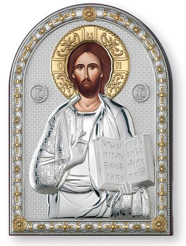 Икона Иисус Христос Спас Вседержитель (18х13см)
