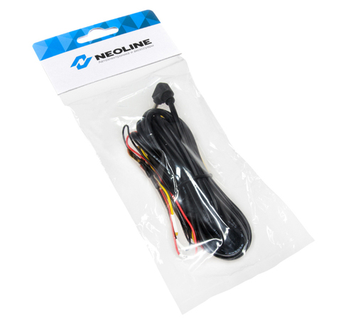 Кабель питания 12/24В Neoline Fuse Cord 3 pin