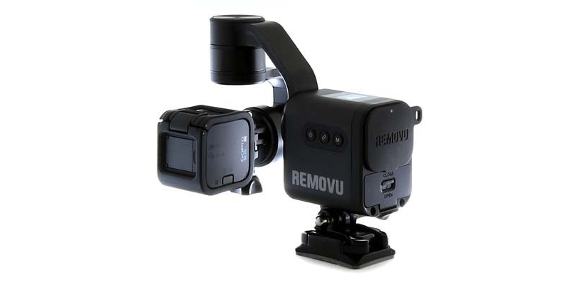 Электронный стабилизатор REMOVU S1 с session