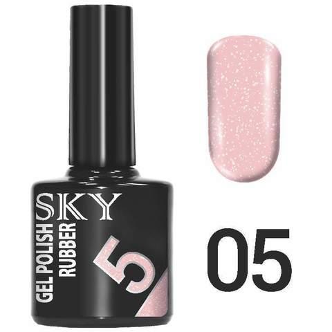 Sky Гель-лак трёхфазный тон №005 10мл