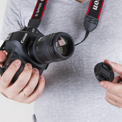 Универсальная крышка 58 мм для объектива