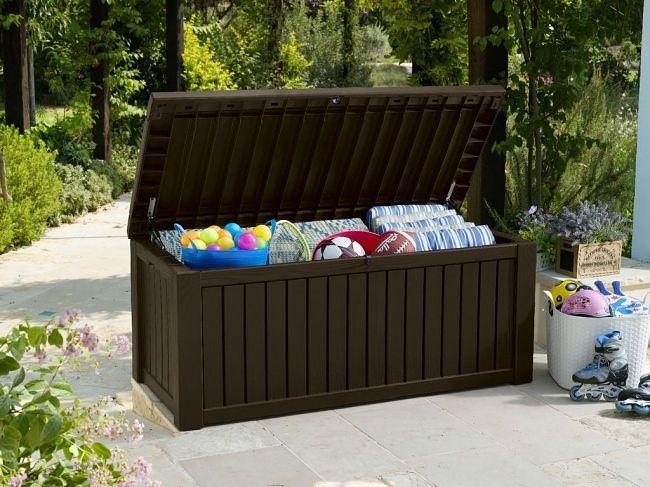 Хранение садового инвентаря Сундук пластиковый RockWood RockWood.jpg
