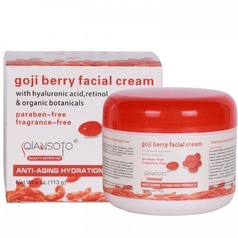 Qiansoto Goji Berry Cream Крем для лица с ягодой годжи, 113 гр