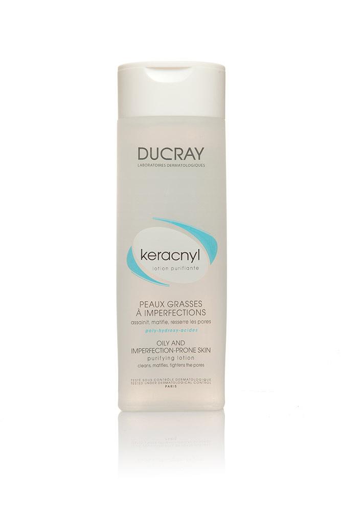 Ducray Keracnyl очищающий лосьон для лица 200 мл.