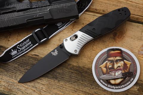 Складной нож Barrage 581BK полуавтомат