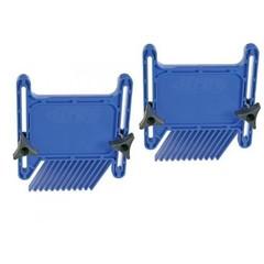 Прижимы пластиковые  для фрезерных столов,  циркулярных и  ленточных пил
