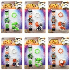 Watch Wrist Building Blocks Star Wars