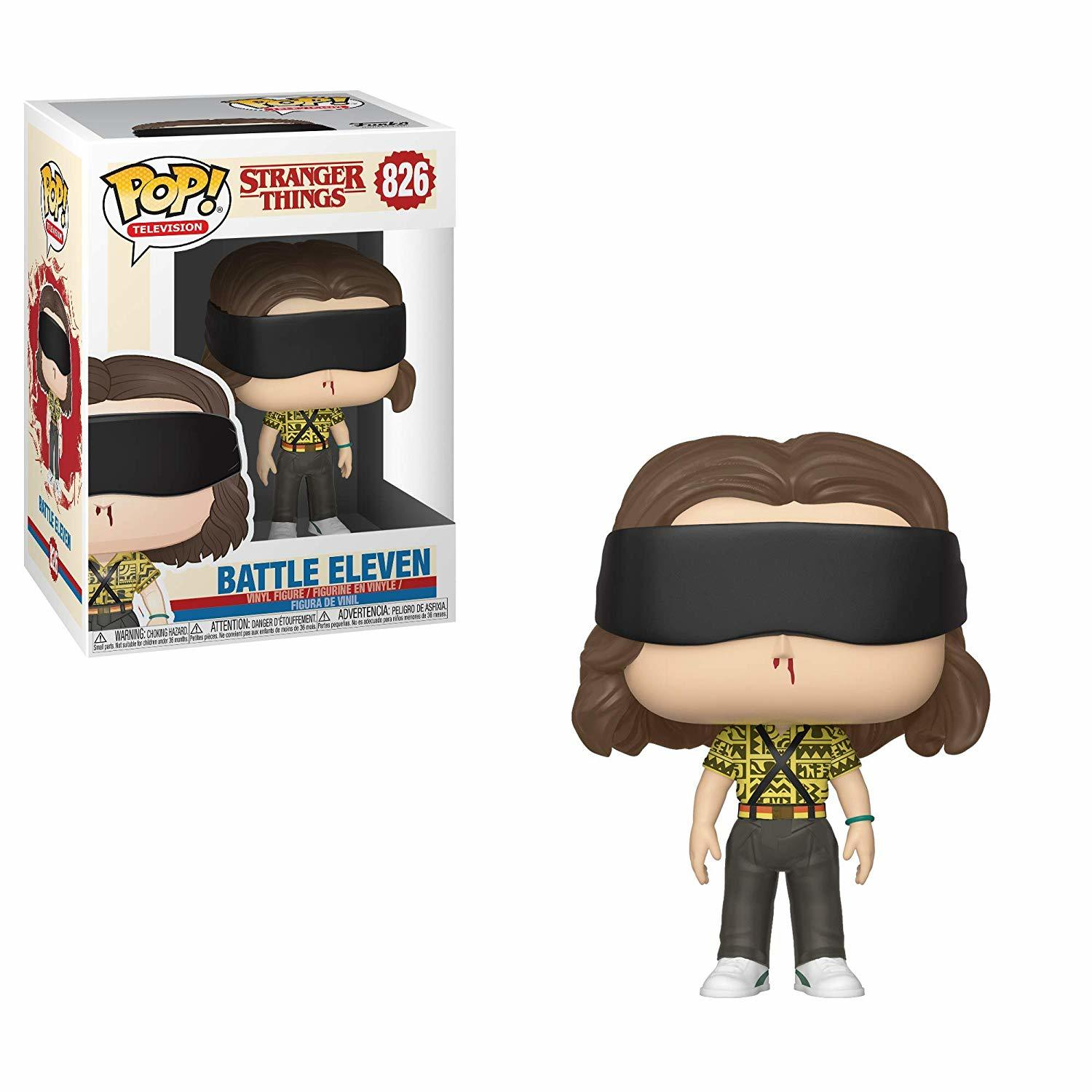 Фигурка Funko POP! Vinyl: Stranger Things: Battle Eleven 39367