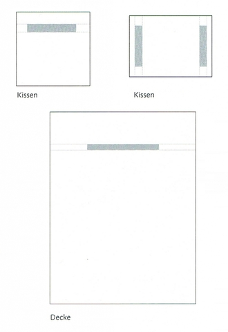 Пододеяльник 135х200 Christian Fischbacher Luxury Nights Alpaufzug 566