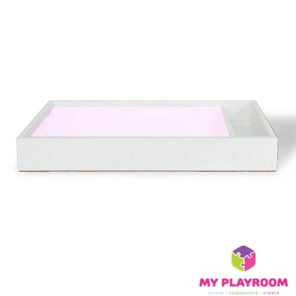Планшет для рисования песком с подсветкой Myplayroom