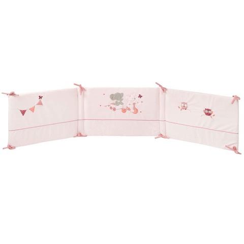 Бортик Nattou Adele & Valentine для кровати универсальный