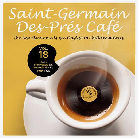 Сборник / Saint-Germain Des-Pres-Cafe, Vol. 18 (2CD)