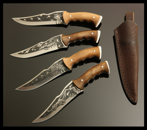 Туристический нож Скорпиончик Сувенирный