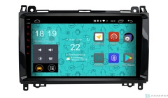 Штатная магнитола 4G/LTE Mercedes A-Class Android 7.1.1 Parafar PF068