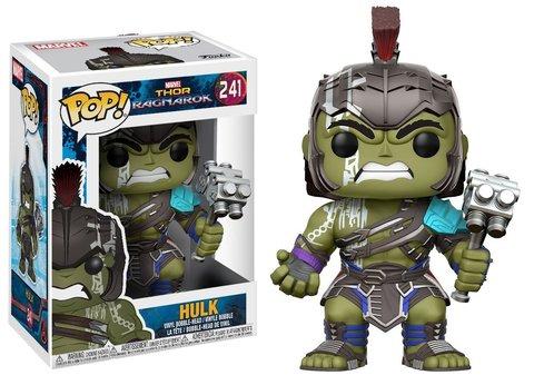 Фигурка Funko POP! Bobble: Marvel: Thor Ragnarok : Hulk Helmet Gladiator 13773