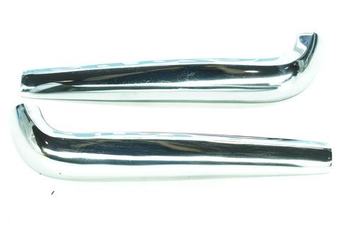 Усы решетки радиатора ГАЗ 21 2 серия
