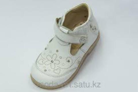 Туфли закрытые для девочек