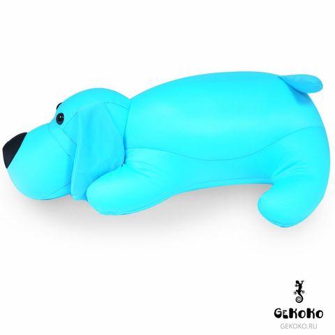 Подушка-игрушка антистресс «Голубой Патрик» 3